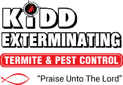 Kidd Exterminating Logo